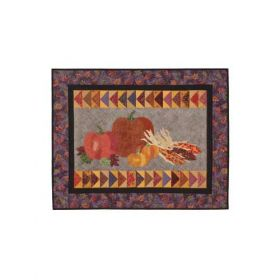 HARVEST DAYS WALL HANGING