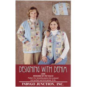 DESIGNING WITH DENIM