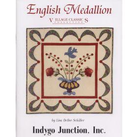 ENGLISH MEDALLION