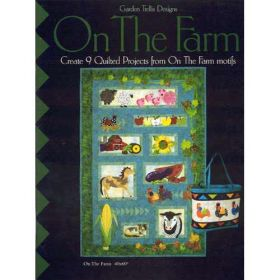 ON THE FARM QUILT BOOK