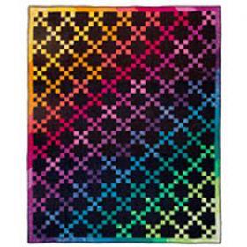 Hannah's Rainbow Quilt Pattern
