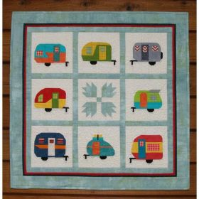 Camper Party Quilt Pattern
