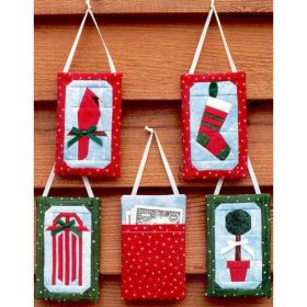 ORNAMENTS/GIFT HOLDER 2003 PATTERN