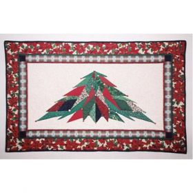 Sage Country Mantle Tree Wall Quilt Pattern
