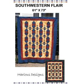 SOUTHWESTERN FLAIR PATTERN