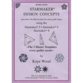 VHS-STARMAKER DESIGN CONCEPTS