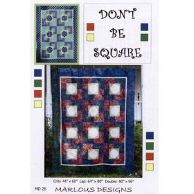 DON'T BE SQUARE PATTERN