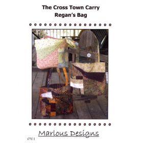 CROSS TOWN CARRY - REGAN'S BAG PATTERN