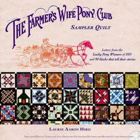 The Farmer's Wife Pony Club Sampler Quilt Book