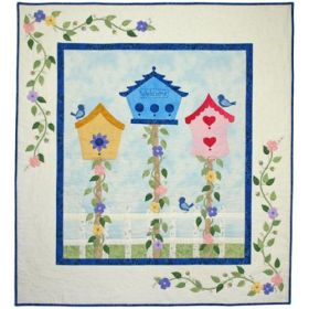 Warbling Heights Quilt Pattern