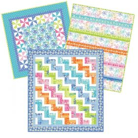 Easy as 7...8...9 Quilt Pattern*