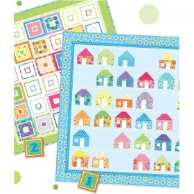 Suburban Quilt Pattern*
