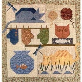 A CAT'S LIFE QUILT PATTERN