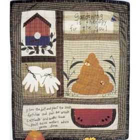 Seasons Under Heaven - Summer Quilt Pattern
