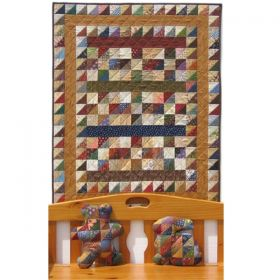 Bear Rabbit And Their Quilt Pattern