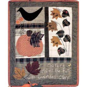 Seasons Under Heaven - Fall Quilt Pattern