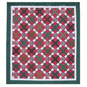 Christmas Kisses Quilt Pattern