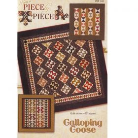 Galloping Goose Quilt Pattern