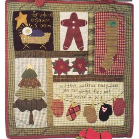 Seasons Under Heaven - Winter Quilt Pattern