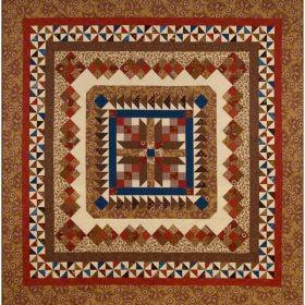 Medallion Medley Quilt Pattern