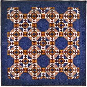 Cut To The Chase Quilt Pattern