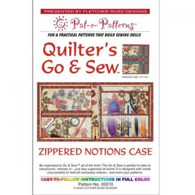 Quilter's Go & Sew Pattern
