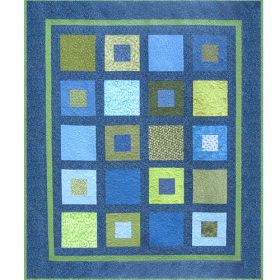 BAKERY BOX QUILT PATTERN