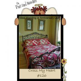 Cross My Heart Quilt Pattern