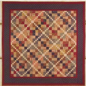 March to Manassas Quilt Pattern