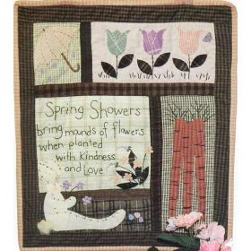 Seasons Under Heaven - Spring Quilt Pattern