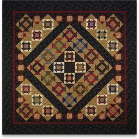 RabbleRouser Quilt Pattern w/Table Runner