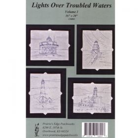 Lights Over Troubled Waters Volume 1 Quilt Pattern