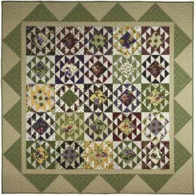 Garden Delight Quilt Pattern