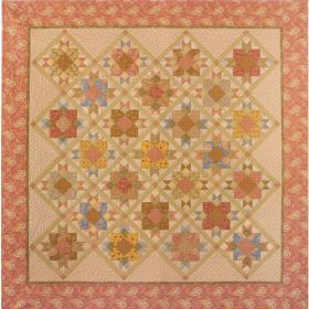 MEADOW FLOWERS QUILT PATTERN