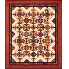 Prairie Crossing Quilt Pattern