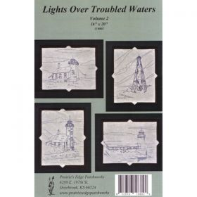 Lights Over Troubled Waters Volume 2 Quilt Pattern