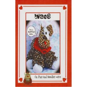 Wags Ruffle Doll Quilt Pattern