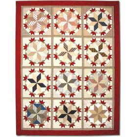 STARRY CROWN QUILT