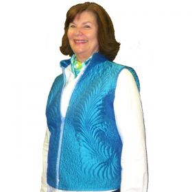Feather Your Vest Pattern*