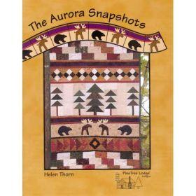 THE AURORA SNAPSHOTS QUILT BOOK