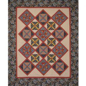 Virginia Point Quilt Pattern