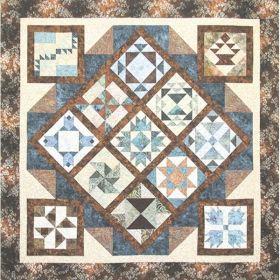 Baker's Dozen Quilt Pattern