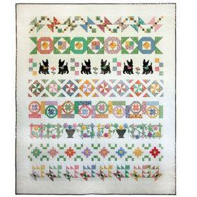 Memory Lane Quilt Pattern