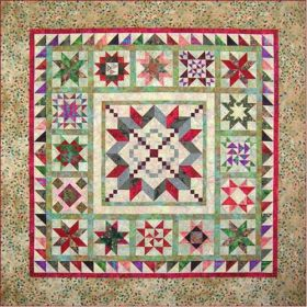 Comfort Block of the Month Quilt Pattern