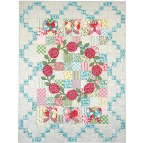 Clara Rose Quilt Pattern