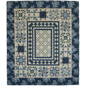 Stephanie Block of the Month Quilt Pattern