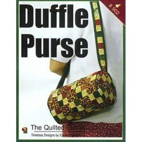 DUFFEL PURSE QUILT PATTERN
