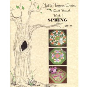 TABLE TOPPER SERIES #1-SPRING