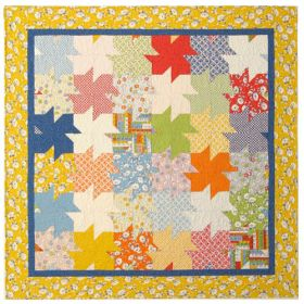 POPSICLE POSIES QUILT