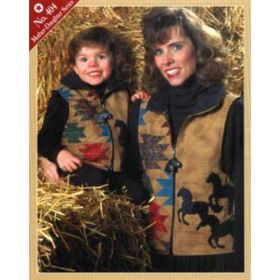 ANVIL RANCH ZIPPERED VESTS QUILT PATTERN*